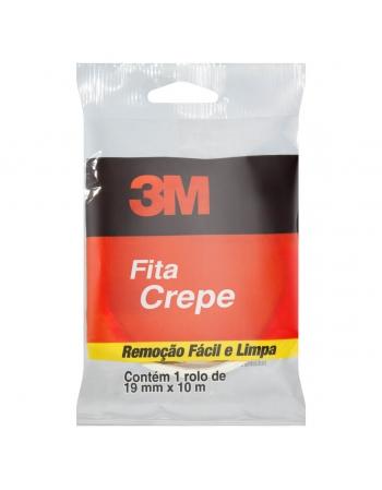 FITA CREPE SCOTCH FLOW PACK 19MM X 10M