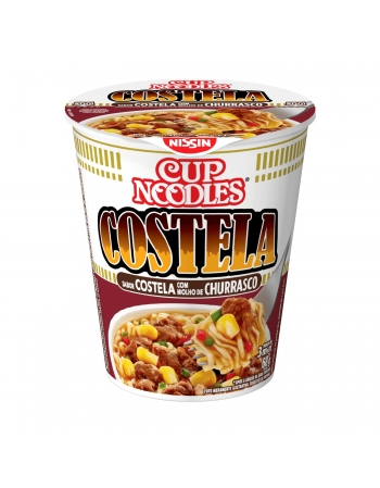 NISSIN CUP NOODLES COSTELA 68G