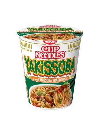 NISSIN CUP NOODLES YAKISSOBA 70G