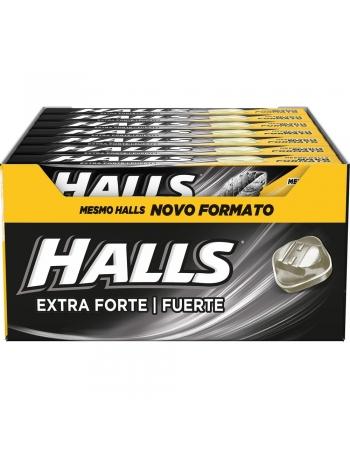 HALLS EXTRA FORTE 21 UNIDADES DE 27.5G