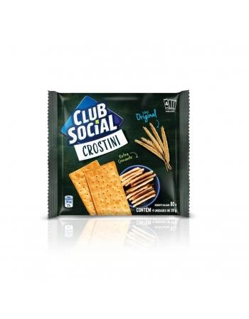 CLUB SOCIAL CROSTINI ORIGINAL 4 UNIDADES DE 20G