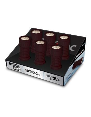 LANTERNA RAYOVAC 9 LEDS