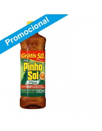 PINHO SOL ORIGINAL LEVE 500ML PAGUE 450ML