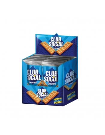 CLUB SOCIAL ORIGINAL EM DISPLAY EXPOSITOR COM 12 UNIDADES DE 24G