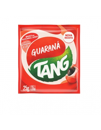 TANG GUARANÁ 15 UNIDADES DE 25G