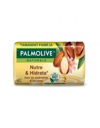 SABONETE EM BARRA PALMOLIVE NATURALS NUTRE E HIDRATA 150G