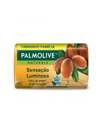 SABONETE EM BARRA PALMOLIVE NATURALS SENSAÇÃO LUMINOSA 150G