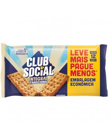 CLUB SOCIAL INTEGRAL TRADICIONAL 12 UNIDADES DE 24G