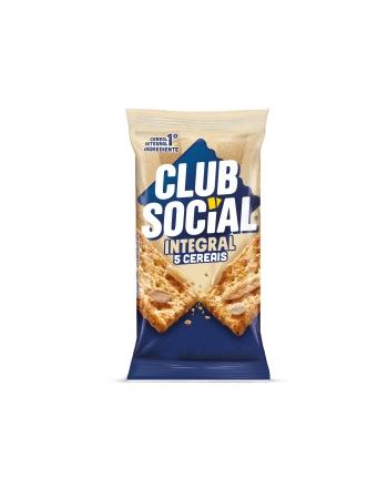 CLUB SOCIAL 5 CEREAIS 6 UNIDADES DE 24G