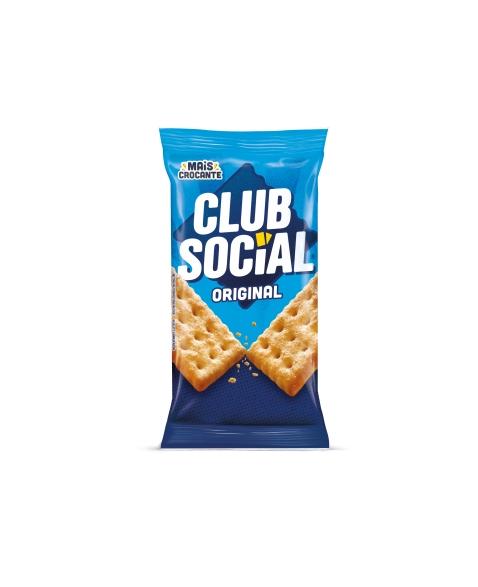 BISCOITO CLUB SOCIAL ORIGINAL 144G