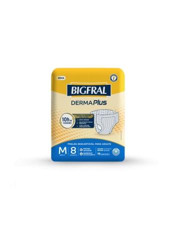 BIGFRAL DERMA PLUS REGULAR MD 8 UNIDADES