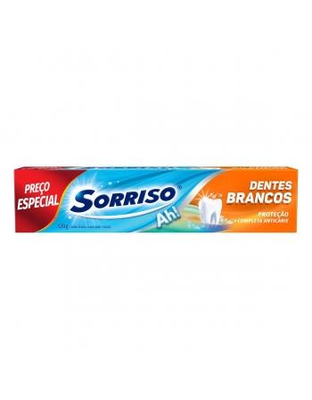 CREME DENTAL SORRISO DENTES BRANCOS 120G